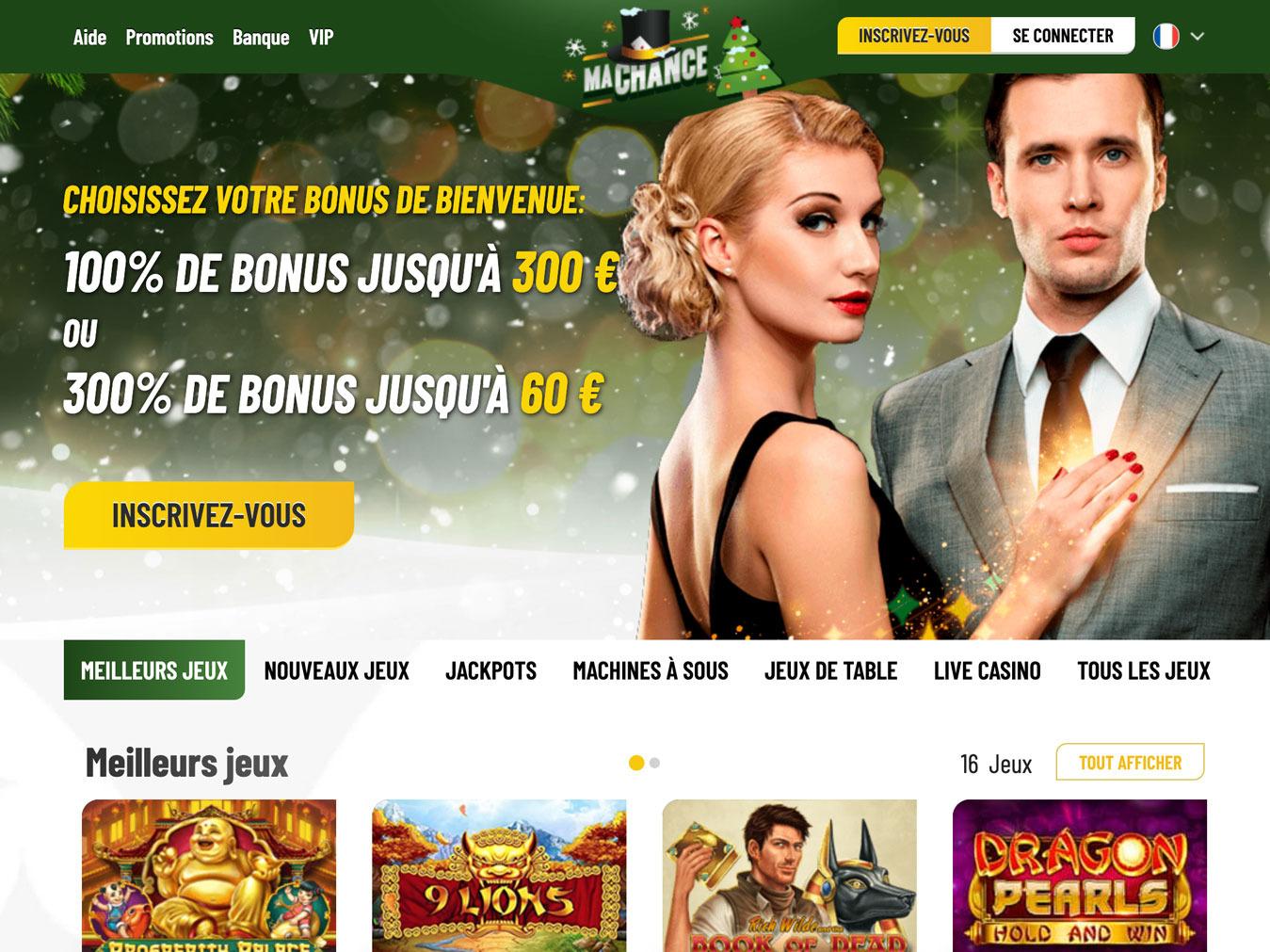casino MaChance avis